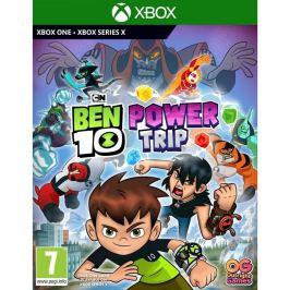 Bandai Namco Games Xbox One Ben 10: Power trip! (5060528033473)