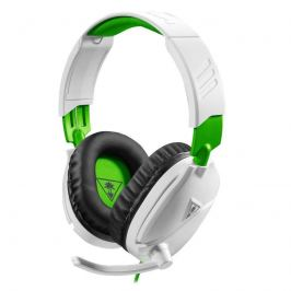 Turtle Beach Recon 70X pro Xbox One, PS4, Nintendo bílý (TBS-2455-02)