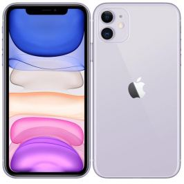 Apple iPhone 11 64 GB - Purple (MWLX2CN/A)