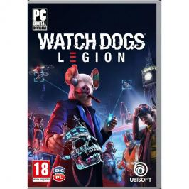 Ubisoft PC Watch Dogs Legion (USPC0782)