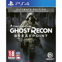 Ubisoft PlayStation 4 Tom Clancy's Ghost Recon Breakpoint Ultimate Edition (USP407360)