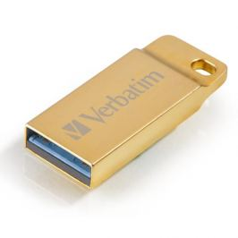 Verbatim Store 'n' Go Metal Executive 16GB zlatý (99104)