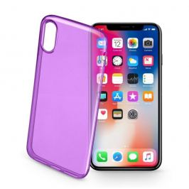 CellularLine na Apple iPhone X/Xs fialový (444993)