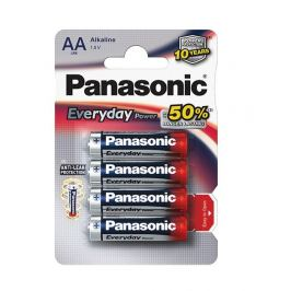 Panasonic Everyday AA, LR06, blistr 4ks (LR6EPS/4BP)