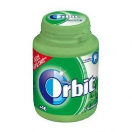 Orbit Spearmint dražé dóza 64g
