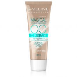 EVELINE COSMETICS Magical Correction - CC krém LIGHT BEIGE 30 ml Make-up