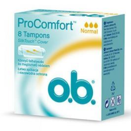 Tampony o.b.® ProComfort™ Normal 8 kusů