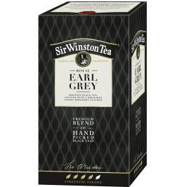 Sir Winston Tea Royal Earl Grey černý čaj