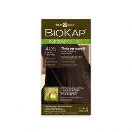 BIOKAP Nutricolor Delicato Chocolate Chestnut Gentle Dye 4.05 140 ml